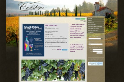Callistoga Orthodox Wines