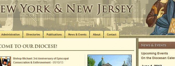Diocese of NY/NJ
