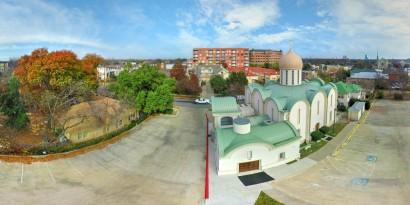 St. Seraphim Cathedral – Dallas, TX