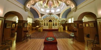 Holy Trinity – San Francisco, CA