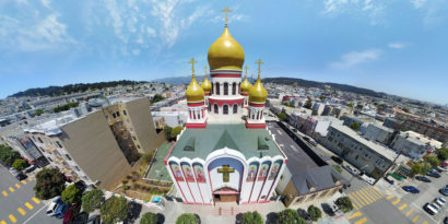Holy Virgin – San Francisco, CA